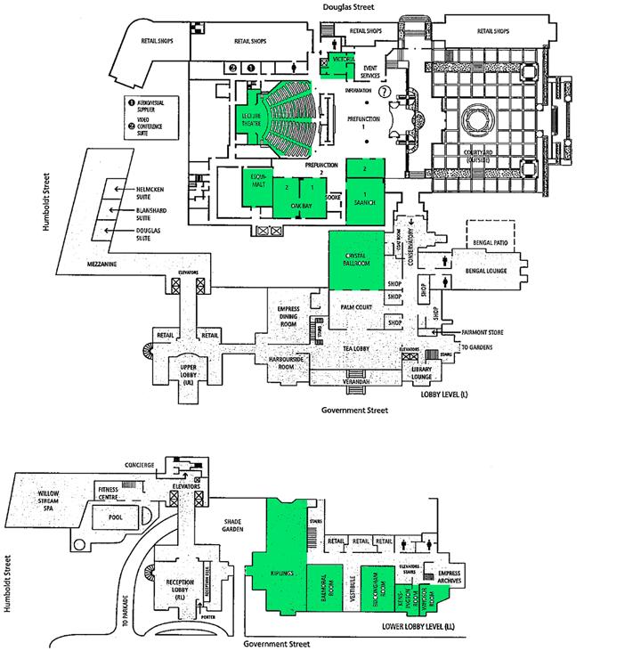 Fairmont san francisco floor plans for Floor design sf